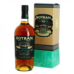 Botran Solera 15 Rum from Guatemala