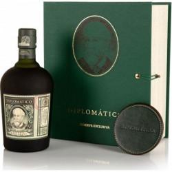 Rum box DIPLOMATICO RESERVA E. the legend of Don Juancho