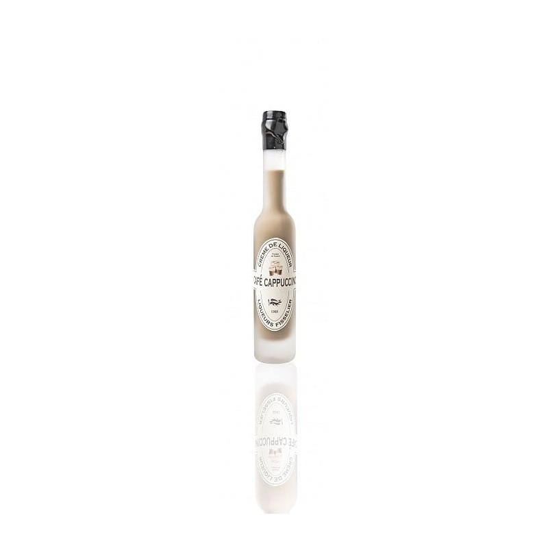 Cream Liqueur Cappucino Flavour 20cl by Jacques Fisselier