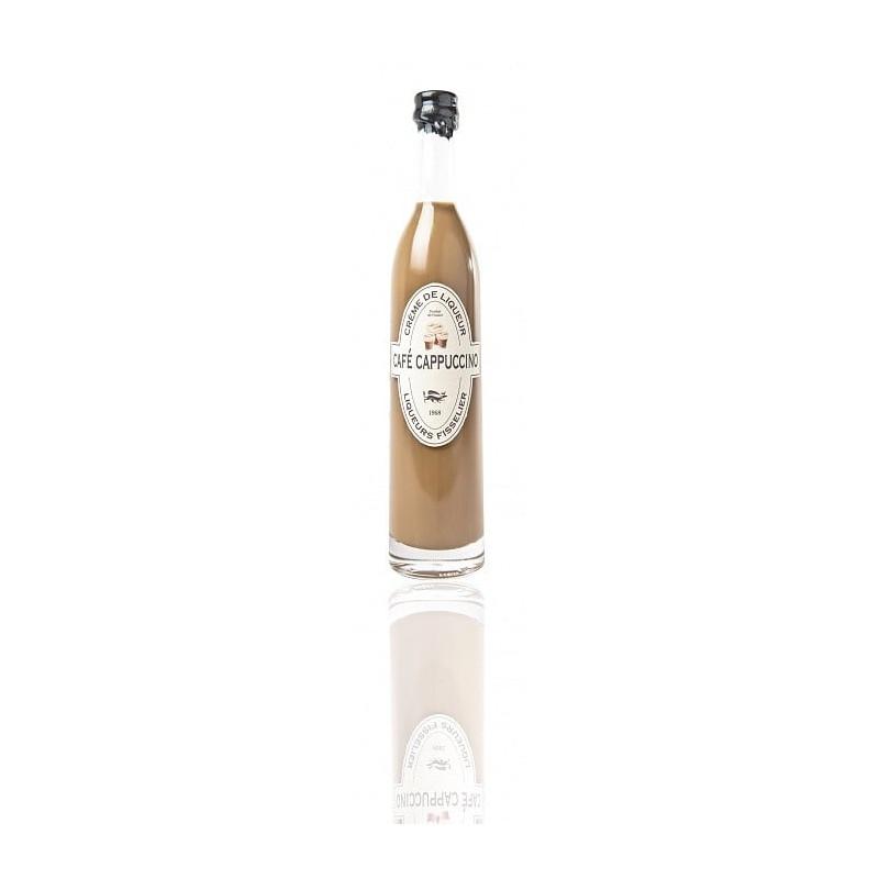 Cream Liqueur Cappucino Flavour 50cl by Jacques Fisselier