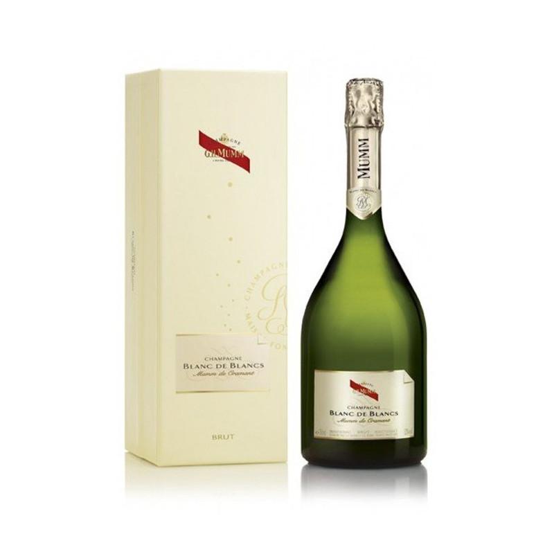 champagne Mumm white de white 75cl