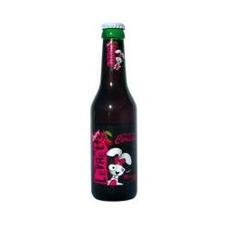 Belgian beer fruity Cherry Levrette 25 cl