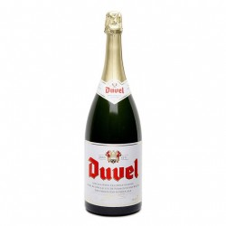 Beer blond beer belge Duvel 1500 ml