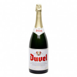 Magnum of DUVEL Belgian Blond Beer 1.5 L