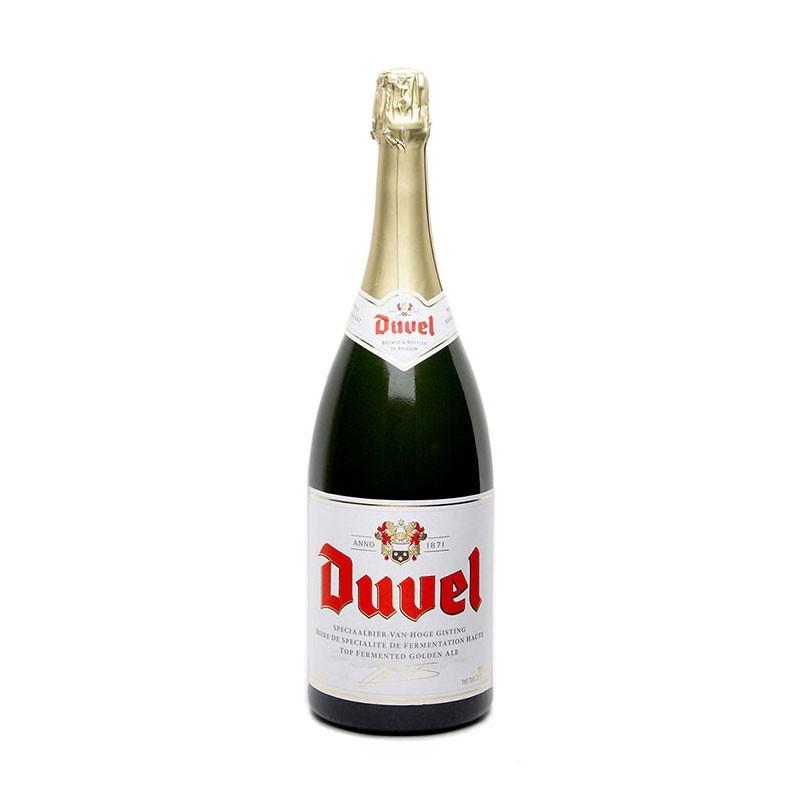 Belgian beer DUVEL Blonde Magnum