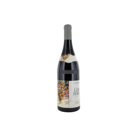 La Turque 2007 Cote Rotie Red Rhone Wine by Guigal