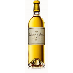 YQUEM 2006 SAUTERNES Sweet White Grand Cru Bordeaux Wine