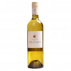 Domaine de MENARD Sweet White Cotes de Gascogne Wine Gros Manseng