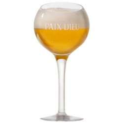 Beer Glass Paix Dieu 25 cl
