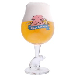 GLASS RINCE COCHON 50CL