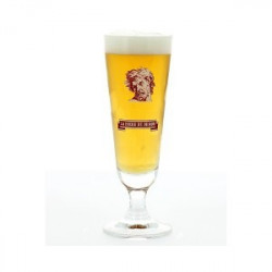BIERE du DEMON Beer Glass