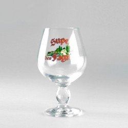 SUPER des FAGNES Beer Glass