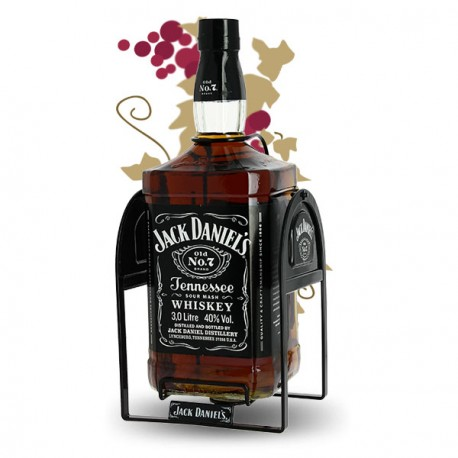 JACK DANIEL'S 3 Litres with a Lounger
