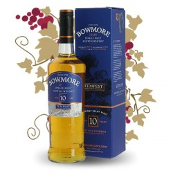 BOWMORE 10ANS TEMPEST BATCH4