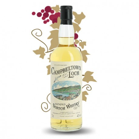 WHISKY CAMPBELTOWN LOCH