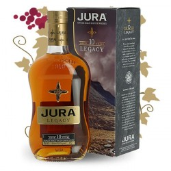 Isle of Jura Legacy 10 years