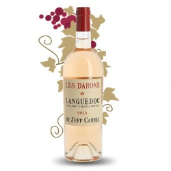 LES DARONS ROSE 2015 JEFF CARREL