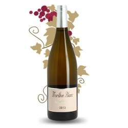 MORILLON White Wine pure Chardonnay by Jeff Carrel