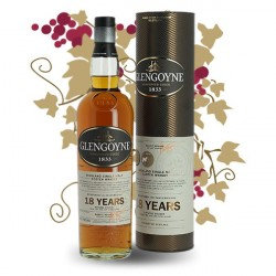 GLENGOYNE 18 Years Old Highlands Single Malt Scotch Whiskey