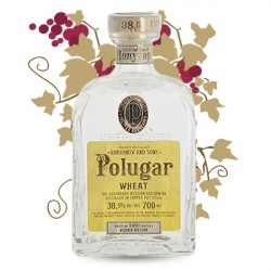 Polugar Polish Wheat Vodka