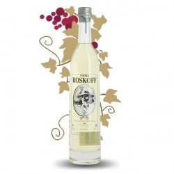 ROSKOFF French Vodka by Jacques Fisselier 50CL