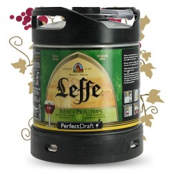 PERFECT DRAFT LEFFE PRINTEMPS 6L