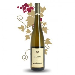 ALSACE White Wine Marcel DEISS 2011