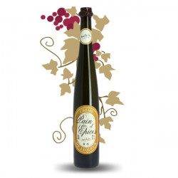 Ginger Bread Cream Liqueur by Jacques Fisselier 50 cl