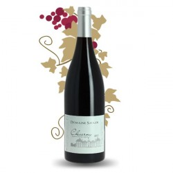 Red CHEVERNY by Domaine SAUGER Loire Wine