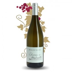 White CHEVERNY by Domaine SAUGER Loire Wine