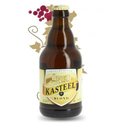 Kasteel Belgian Blonde Beer 33 Blond 33 cl