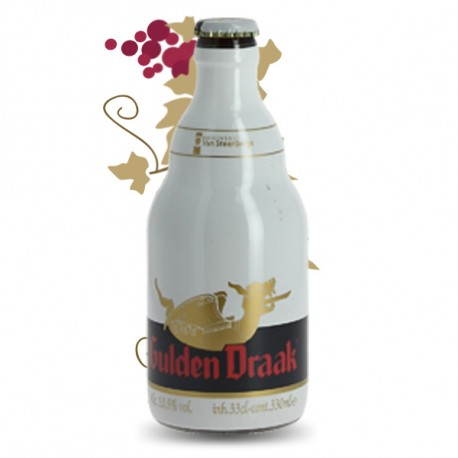 Beer belge dark Gulden Draak 33 cl