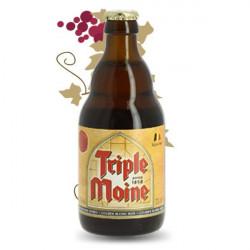 Triple Moine Belgian Blonde Beer 33cl