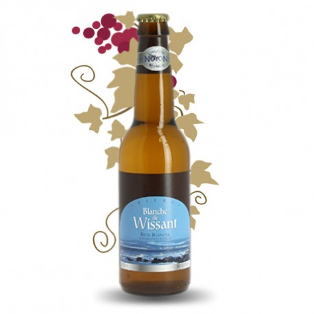 BLANCHE de WISSANT Local White Beer from Wissant 33 cl