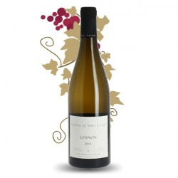 White CHINON St LOUANS by Domaine BAUDRY DUTOUR Loire Valley Wine
