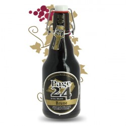 Page 24 Dark Brown Beer 33cl