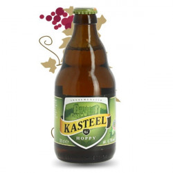 Kasteel Hoppy Beer Belge Blond Beer trés Houblonnée 33 cl
