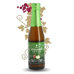 Lindemans Apple Belgian Beer Lambic with Apple 33 cl