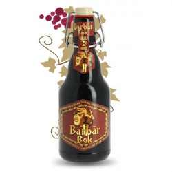 BARBAR BOK Belgian Brown Beer 33 cl