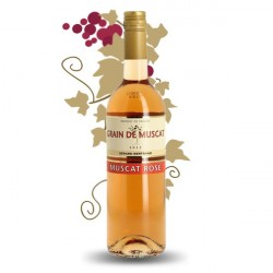 GRAIN de MUSCAT Rosé Wine by Gerard Bertrand