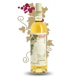 LILLET RESERVE White Vintaged Bordeaux Wine Based Aperitif