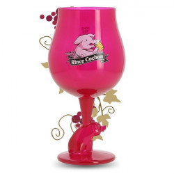 RINCE COCHON RED Beer Glass 50 cl