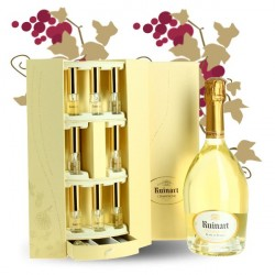 RUINART BLC DE BLCS COFFRET INTERPRETATION