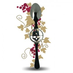 Absinthe Serving Spoon Skull Decoration
