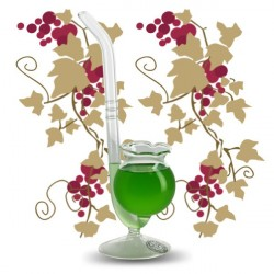 PIPE ABSINTHE PIED ROND