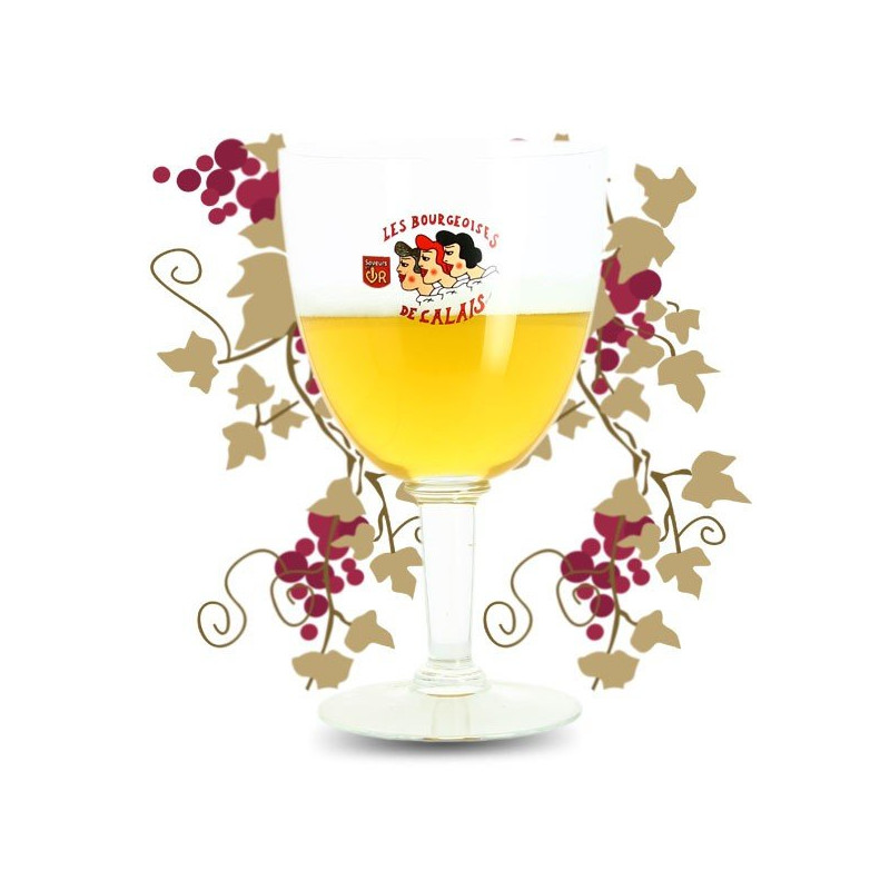 VERRE BOURGEOISE 3 L