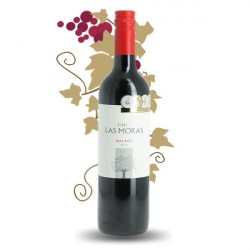 LAS MORAS MALBEC Red Wine from ARGENTINA