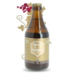 CHIMAY Dorée Golden Label Belgian Tappist Beer 33 cl