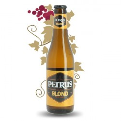 Petrus Belgian Blond Beer 33cl