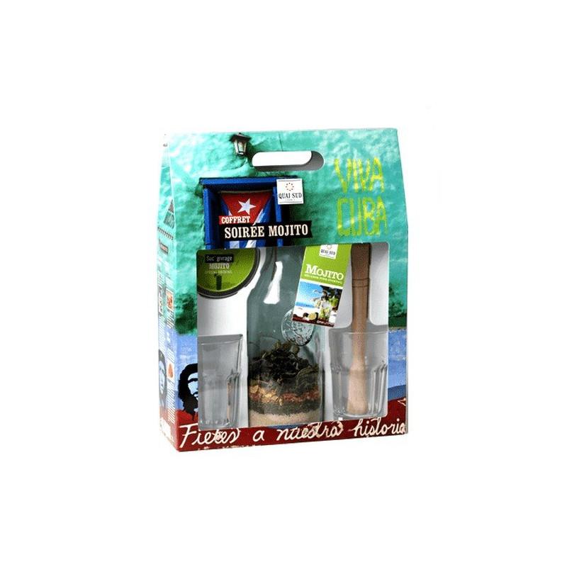 COFFRET SOIREE MOJITO